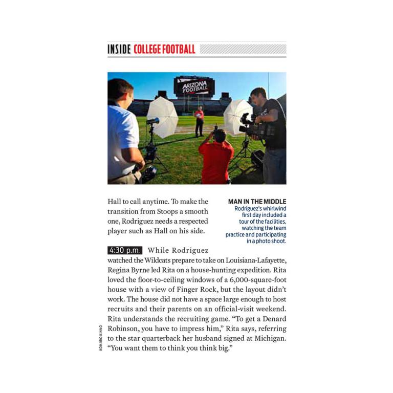College Football Column Galaxy Version P.10