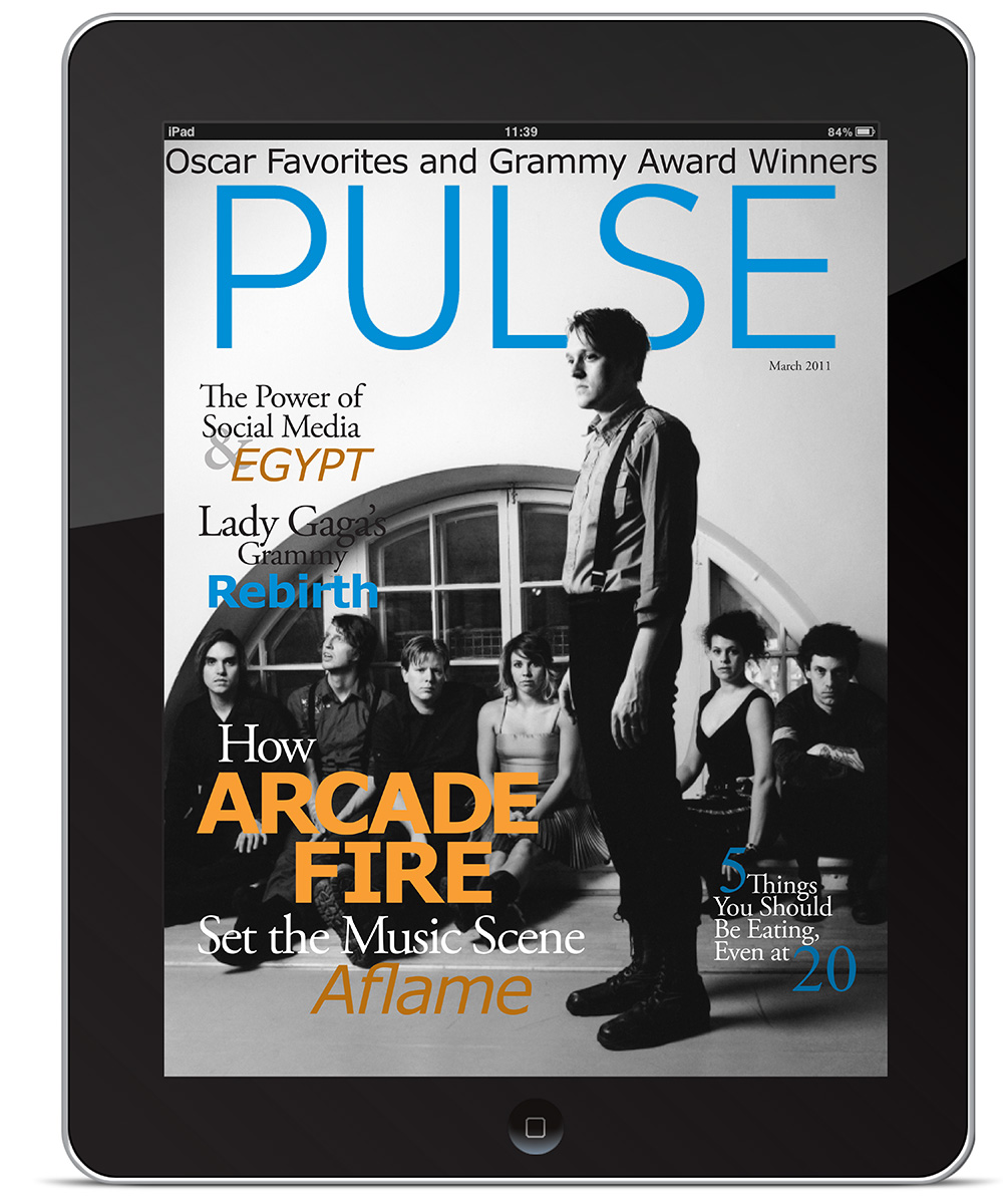 Pulse App Cover